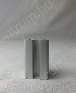 Alumínium gépépítő profil item 20x20 mm