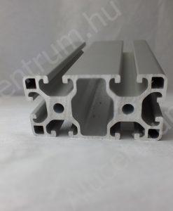 Alumínium gépépítő profil item 40x80 mm