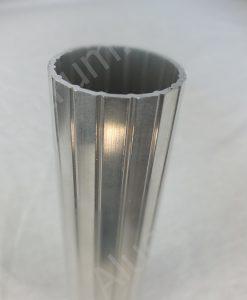 Alumínium paliszád kerítés profil