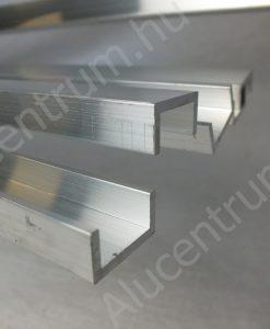 Alumínium U profil