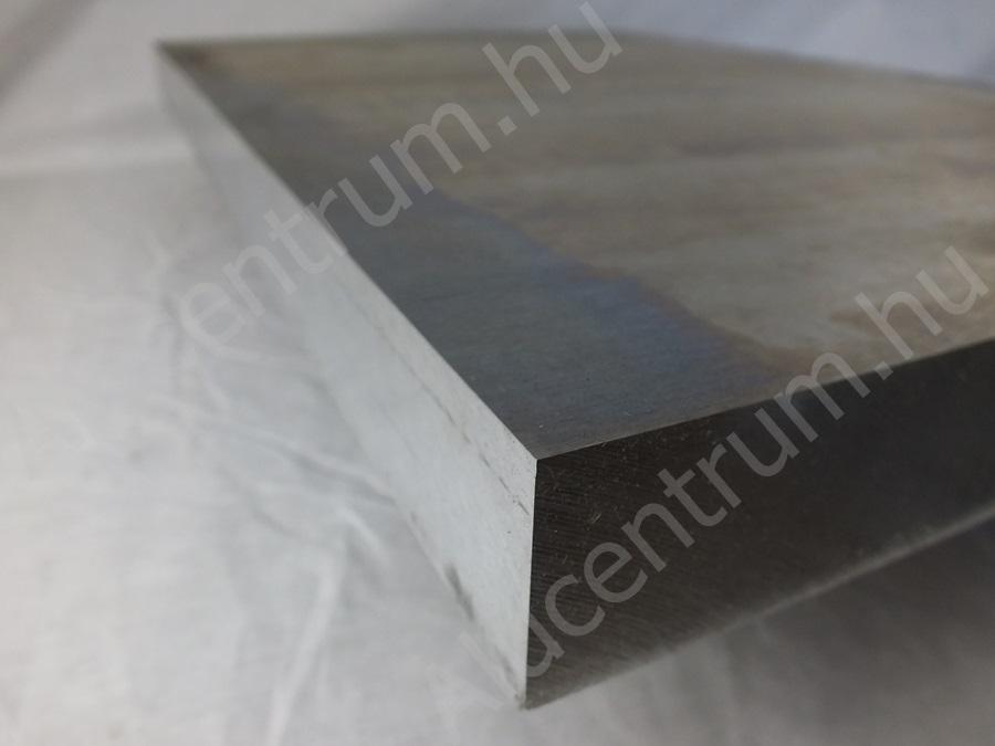 Alumínium vastaglemez vágat