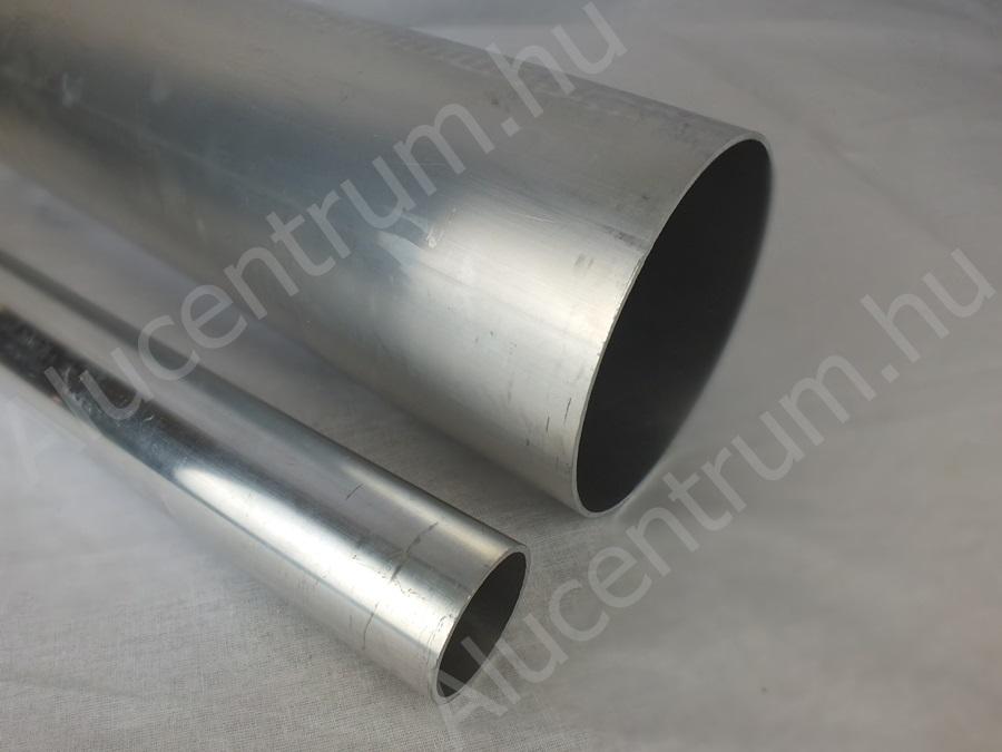 Alumínium cső 50 70 mm