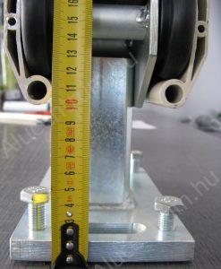 Alumínium úszókapu c sín profil