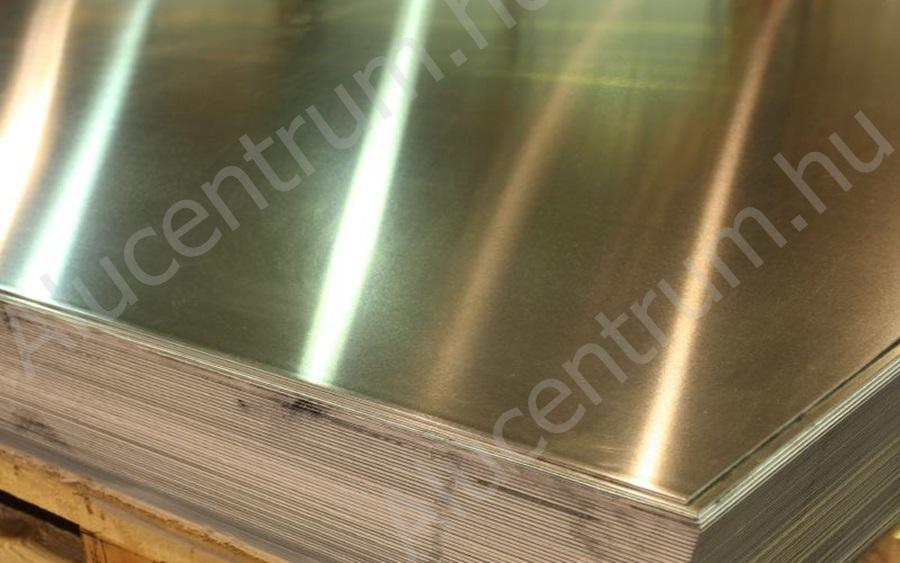 Kemény alumínium lemez